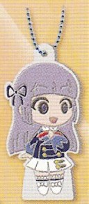 【氷上すみれ】 一番くじ アイカツ!-HAPPY 7th ANNIVERSARY!!- K賞 クールタイプ立つラバーチャーム