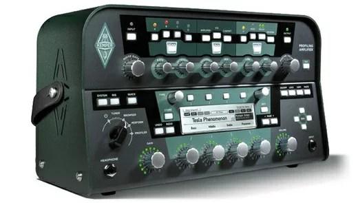 【クーポン配布中!】KEMPER(ケンパー) PROFILING AMP BK 【ギターアンプ(Amp)・シミュレーター】