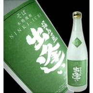 人気酒造 福島の風 出逢い(であい) 会津坂下産そば100%