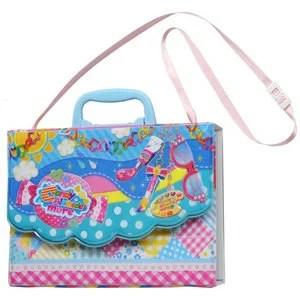 プリパラ オフィシャル ファイルバッグ キャンディーアラモードモア 女の子プレゼント 誕生日プレゼント カードゲーム タカラトミー