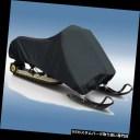 スノーモービルカバー スキードゥー用収納スノーモービルカバーMXZ MX ZレネゲードX 1000 2006 2007 Storage Snowmobile Cover for Ski..