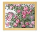 オノエ・メグミ ししゅうキット (愛すべき花たち) オールドローズ NO.7450 (ネコポス不可・ゆうパケット不可)