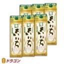 【送料無料】本格焼酎 よかいち 麦焼酎 25度1.8Lパック×6 1ケース1800ml 宝酒造