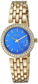 クスクス キスキス 腕時計 レディース xo258 XOXO Women's Quartz Metal and Alloy Casual Watch, Color:Gold-Toned (Model: XO258)ク..