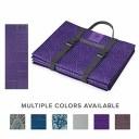 ヨガマット フィットネス 05-62553 Gaiam Yoga Mat Folding Travel Fitness & Exercise Mat | Foldable Yoga Mat for All Types of Yog..