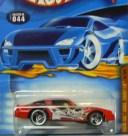 ホットウィール マテル ミニカー ホットウイール Hot Wheels 2001 Fossil Fuels Series Camaro Z-28 4/4 #044 #44 RED 1:64 Scaleホッ..