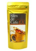 スーパーダイエットコーヒー スリムドカフェEX 100g 母の日 ギフトに プレゼントに