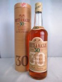 WHYTE&MACKAY YEARS 30 OLD VERY RARE BLENDED SCOTCH WHISKY ホワイト マッカイ 30年 ベリー レア ブレンド スコッチ ウィスキー 旧 ..