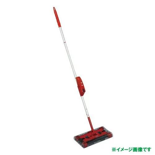 【未使用】スイブルスイーパーG2 Swivel Sweeper レッド 電動スイーパー 掃除 ショップジャパン