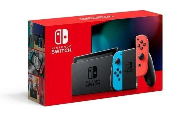 【キャッシュレス5%還元 全国送料無料 入荷後の発送】新型 Nintendo Switch ニンテンドースイッチ 本体 Joy...