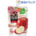 ぷるんと蒟蒻ゼリー スタンディング アップル(130g*8コ入)【ぷるんと蒟蒻ゼリー】