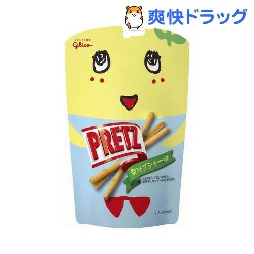 プリッツ 梨汁ブシャー味(40g)【プリッツ(PRETZ)】[ふなっしー]