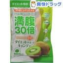 満腹30倍 ダイエットサポートキャンディ キウイ(42g)【満腹30倍】