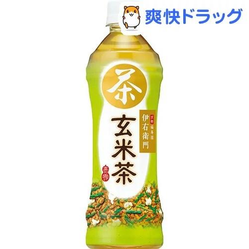 伊右衛門 玄米茶(500mL*24本入)【伊右衛門】[お茶 ペットボトル]【送料無料】