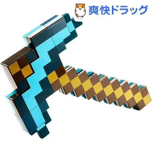 マインクラフト 変形武器 「ダイヤの剣/ツルハシ」 FCW14(1コ入)【マインクラフト(MINECRAFT)】【送料無料】