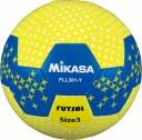 ミカサ(MIKASA)フットサルフットサル3号 手縫い イエローFLL301Y