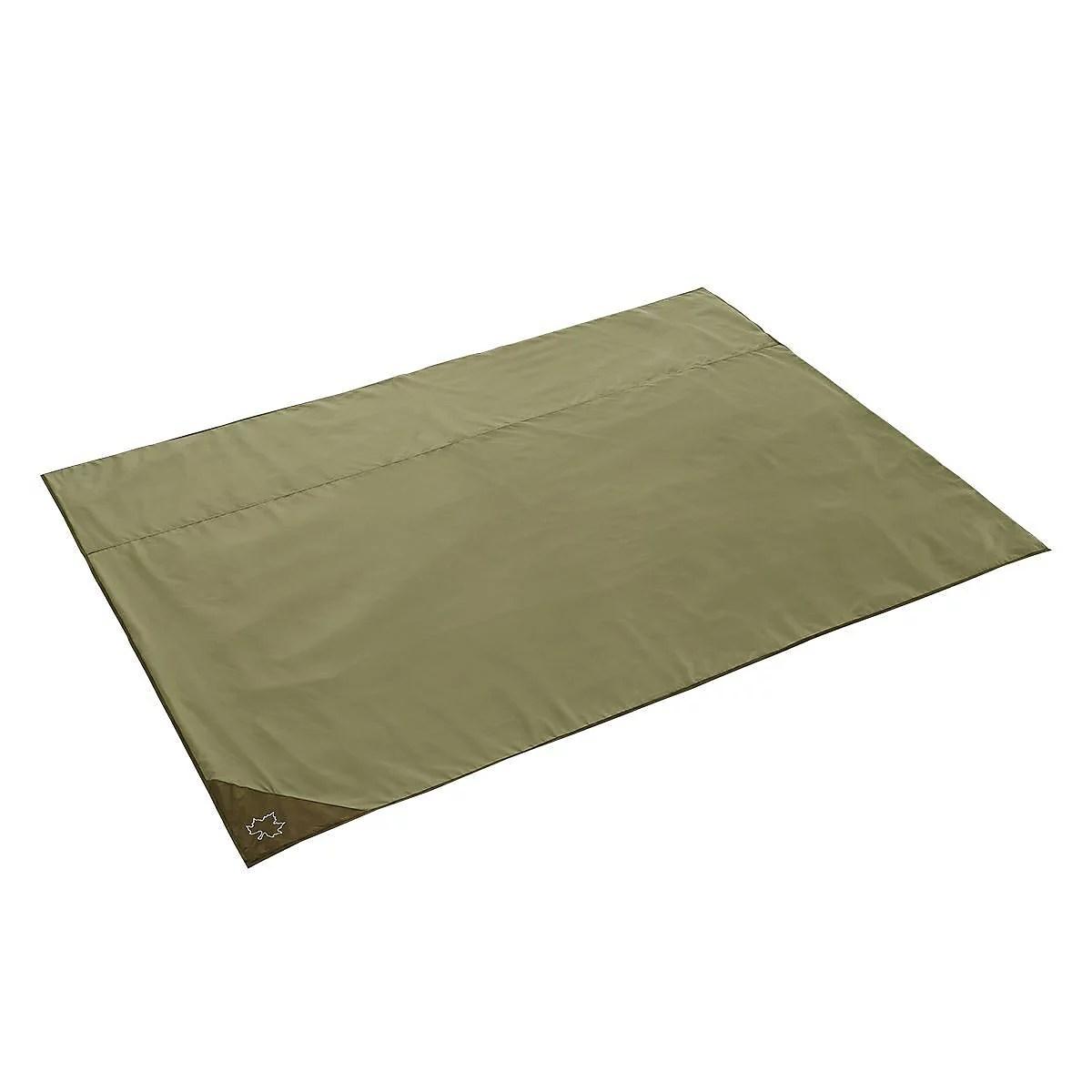 LOGOS (ロゴス) テントぴったり防水マット・L キャンプ用品 インナーマット 71809604