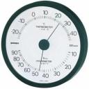 電化製品関連 EMPEX 温度・湿度計 エクシード 温度・湿度計 壁掛用 TM-2302 ブラック