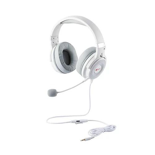 流行 生活 雑貨 ゲーミングヘッドセット HS-G60 オーバーヘッド ホワイト HS-G60WH