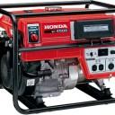 発電機 三相 200v ホンダ ET4500 J1 50Hz 業務用 三相発電機 HONDA メーカー保証付