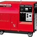 発電機 三相 200v ホンダ EXT4000 J1 50Hz セルスターター(電動) 業務用 三相発電機 HONDA メーカー保証付