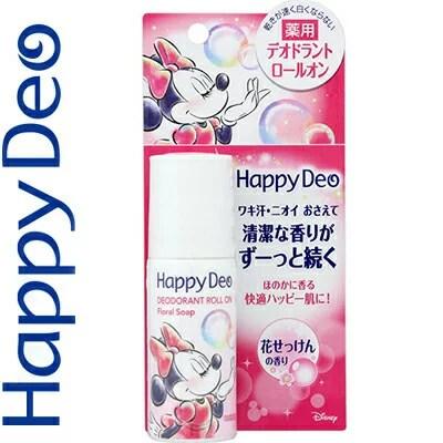 4902806481020 1 - マンダム ハッピーデオ 〜 ディズニーデザインが新しくなって新発売!!