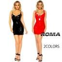 コスプレ 衣装 ROMA COSTUME ローマ PVC ドレス RM3792 全2色 正規品