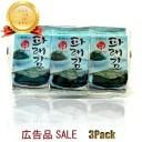 【韓国海苔】■コバンシパレ海苔 3P