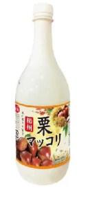 【韓国お酒|マッコリ】【楊州】栗マッコリ1L