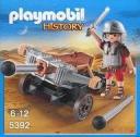 【中古】おもちゃ ローマの戦士とバリスタ 「playmobil プレイモービル」 5392