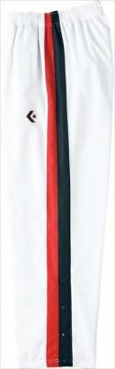 CONVERSE (コンバース) ウォームアップパンツ(裾ボタン) 1129 CB162506P 1803 【メンズ】【レディース】【男女兼用】 バスケットボール..