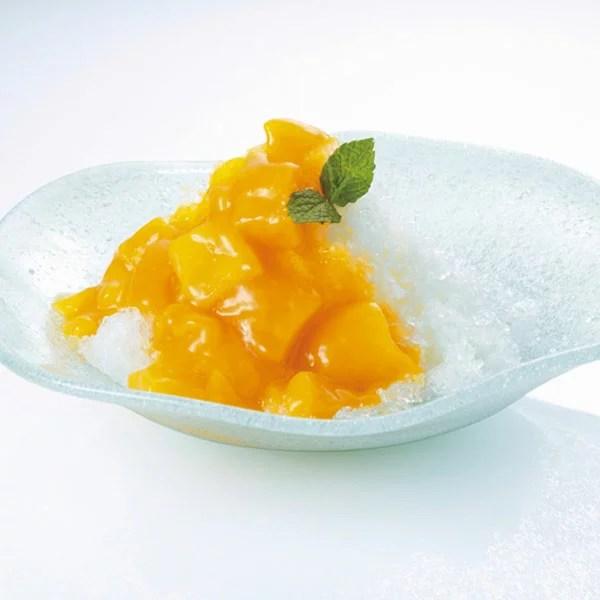 スノーマン)ゴロット果実 マンゴーのソース 200g(冷凍食