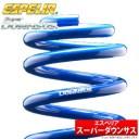 【エスペリア Espelir】ワゴンRワイド 等にお勧め スーパーダウンサス / フロント用左右セット 型式等:MB61S 品番:ESS-405F