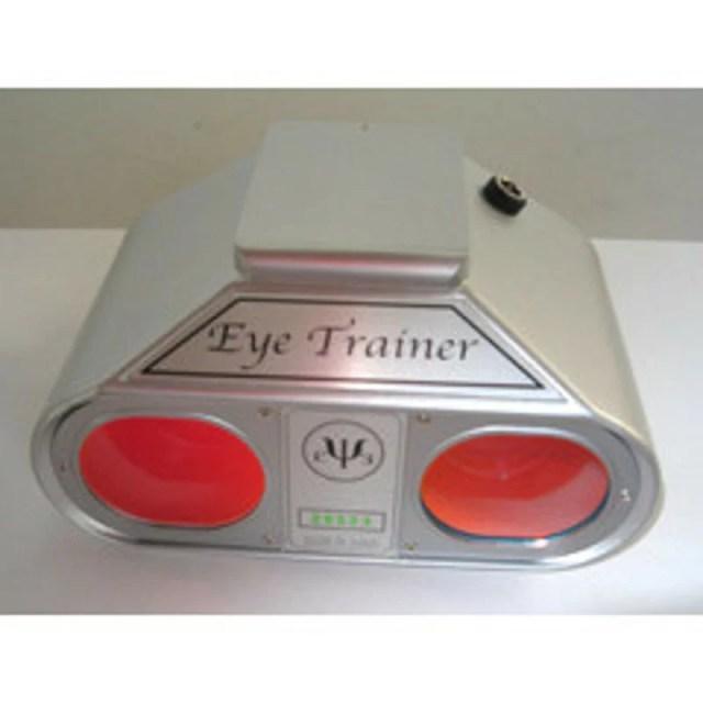 アイトレーナー ルビーコートモデル(高級レンズモデル) 視力回復光学訓練器 【送料無料】
