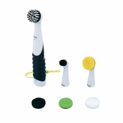 スーパーソニックスクラバー 電動お掃除ブラシ&パッドセット