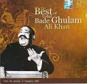 The Best of Ustad Bade Ghulam Ali Khan / グラム アリー カーン RPG インド音楽CD ボーカル 民族音楽