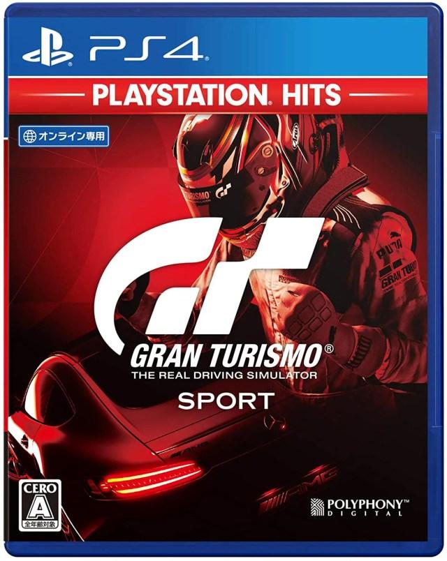 【PS4】【新品】グランツーリスモSPORT PlayStation Hits