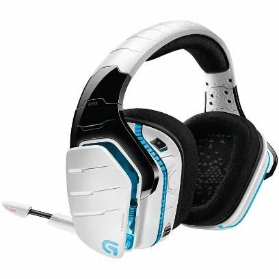 ロジクール Logicool G933rWH(ホワイト) Artemis Spectrum Snow ワイヤレス7.1サラウンド ゲーミング ヘッドセット G933RWH e-sports(eスポーツ) ゲーミング(gaming)