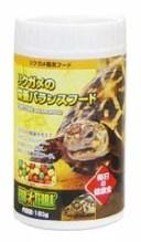リクガメの栄養バランスフード 180gGEX(ジェックス)