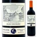 【6本〜送料無料】シャトー マショール 2006 750ml [赤]Chateau Machorre