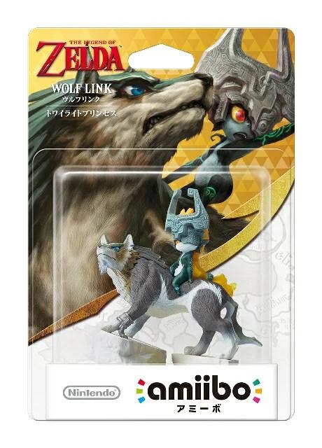 【amiibo】ウルフリンク【トワイライトプリンセス】(ゼルダの伝説シリーズ) あす楽対応