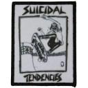 SUICIDAL TENDENCIES スイサイダルテンデンシーズ Lance Skater Patch ワッペン