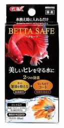 ジェックス ベタセーフ (80mL) カルキぬき 水質調整剤 観賞魚用品
