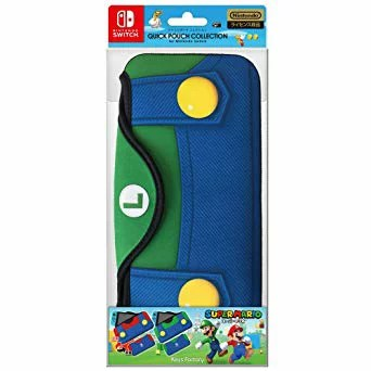 QUICK POUCH COLLECTION for Nintendo Switch (スーパーマリオ) Type-B[un]