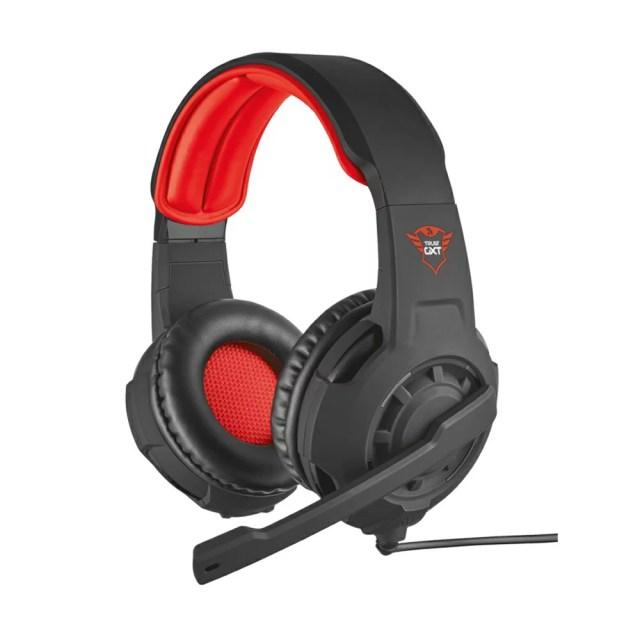 TRUST GAMING-GXT 310 Gaming Headset-21187(トラストゲーミング-ジーエクスティ310 ゲーミングヘッドセット-21187)正規保証品〈TRUST GAMING〉[新品]