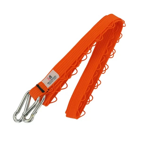 【あす楽対応 平日14:00まで】 モトハシテープ MOTOHASHI TAPE TOUGH HOOK オレンジ [タフフック][デイジーチェーン][テント][ランタン][キャンプサイト][吊り下げ][フラッグ]