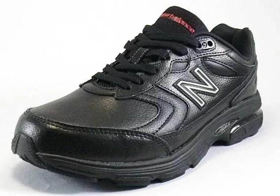 【new balance】MW880AB2ブラック2E【本革オールレザー】【紳士靴】【ウォーキングシューズ】【ABZORB】【REV-LITE】【Nduranc