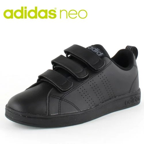 adidas neo アディダス ネオ VALCLEAN2 CMF AW5212 コアブラック レデ