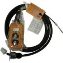 TRUSCO トラスコ中山 工業用品 象印 FA・L用2点押ボタンスイッチセット(コード3m付き)