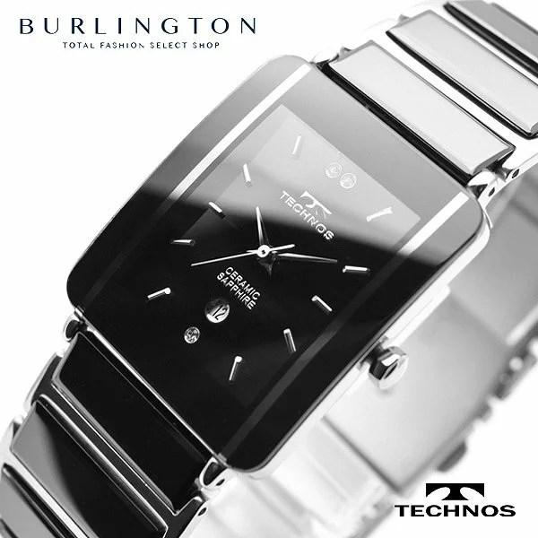 テクノス 腕時計 メンズ TECHNOS